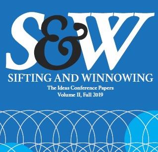 Sifting and Winnowing Vol 2 2019